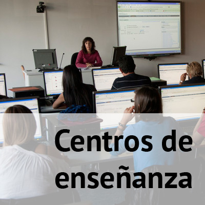 centros de enseñanza GPON