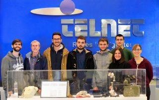 Alumnos Ingeniería Superior de Telecomunicaciones