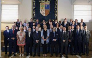 Miembros fundadores del Cluster de la Energía